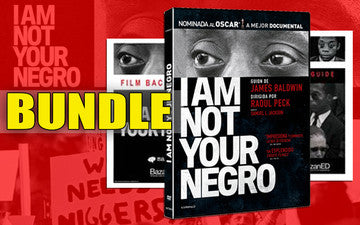I Am Not Your Negro Bundle (DVD and Book)