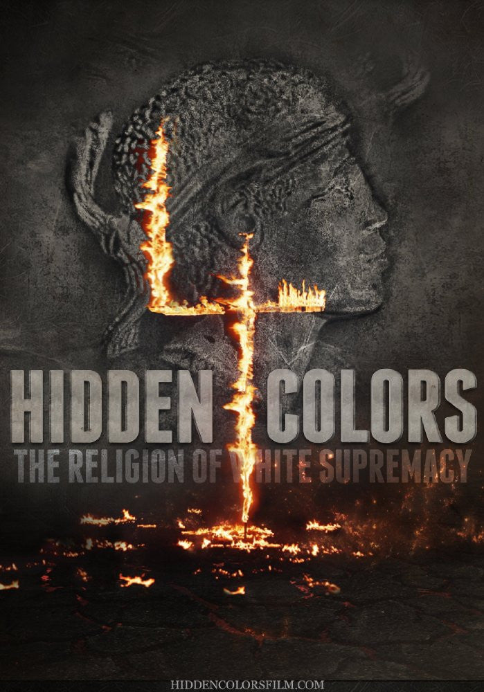 Hidden Colors 4: The Religion of White Supremacy (DVD)