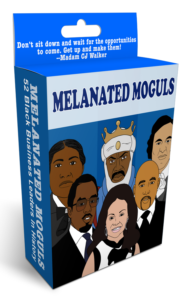Melanated Moguls Flashcards Black Business Leaders In History Your Black World Network