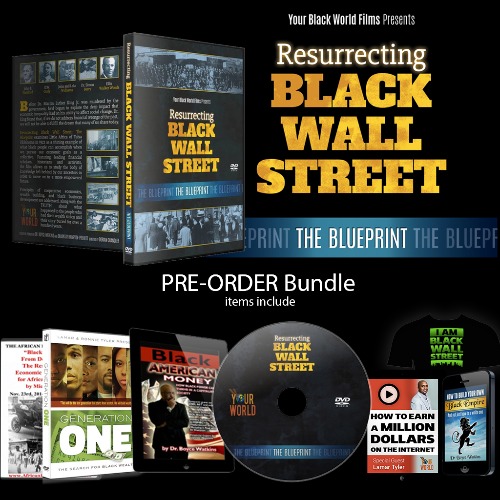 Resurrecting Black Wall Street: The Blueprint -- Bundle