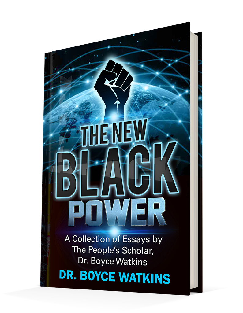 The New Black Power -- NEW RELEASE