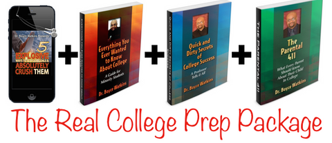 The Real College Prep Package