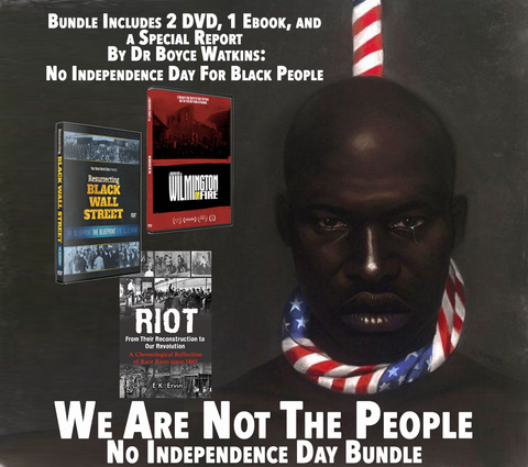 We Are Not The People --independance Day Bundle