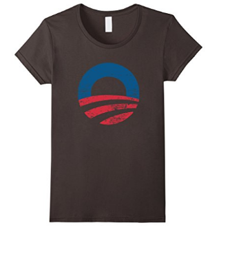 Women's Obama Logo T-Shirt