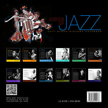 2017 Legends of Jazz