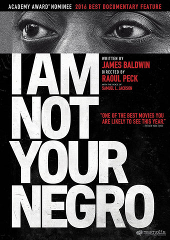 I Am Not Your Negro Book