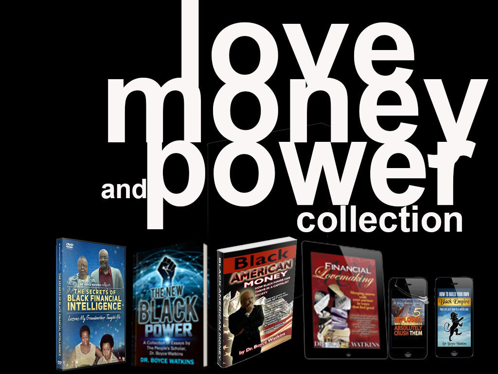 Love,  Money and Power Collection