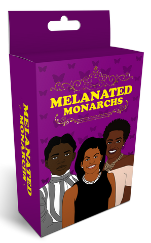 Melanated Monarchs Flashards -- Black Women In History