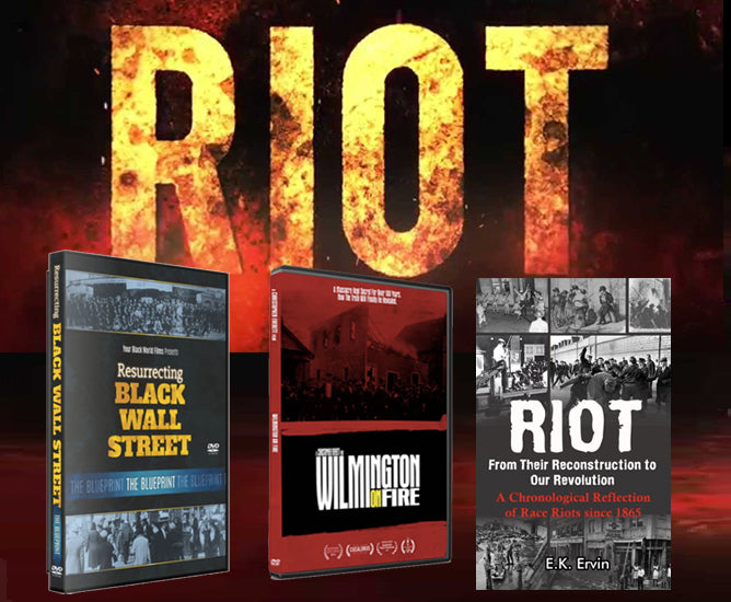 RACE AND RIOTS BUNDLE