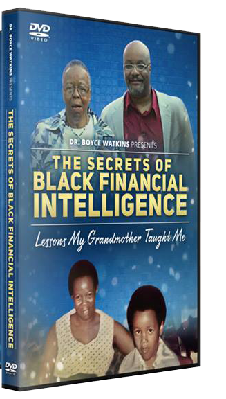 The Secrets to Black Financial Intelligence - Lessons I learned from my Grandmother (Pre-order)