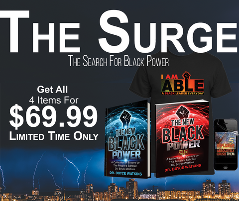 The Surge - The Search for Black Power Bundle (PRE-ORDER)