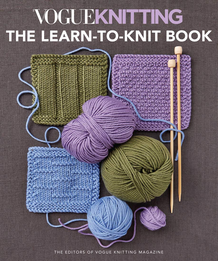 VogueKnitting the Learn-To-Knit Book - Paperback