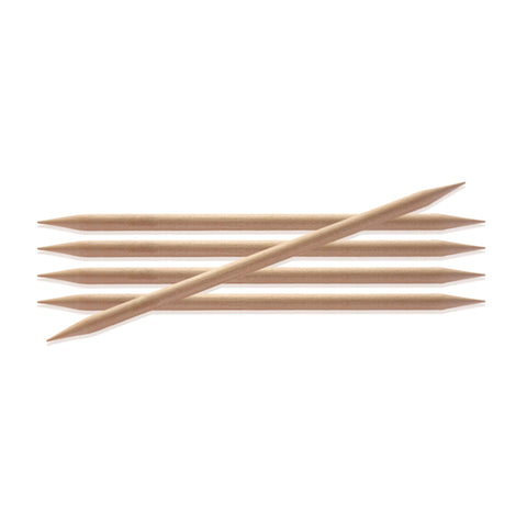 Knitters Pride Basix Double Pointed Needles 8""