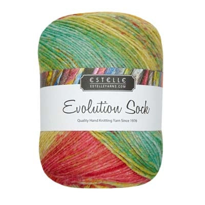 Estelle Yarns Evolution Sock