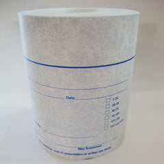 Indiana rx paper thermal rolls with sense mark