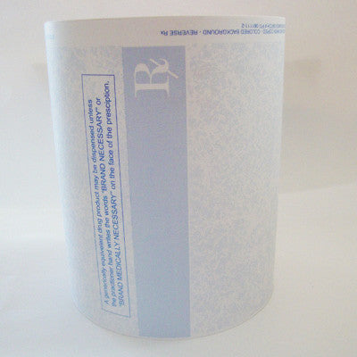 RXR-TX Texas Secure Thermal Rx Paper Rolls