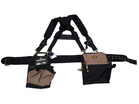 CLC 1608 29Pocket 4pc Comfort Lift Tool Belt