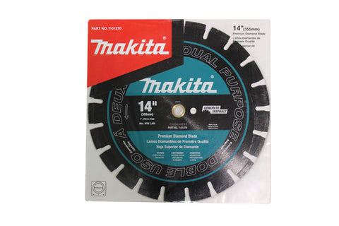 Makita T-012701 14 in Concrete/Ashpalt Blade