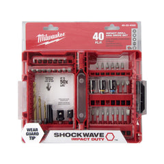 Milwaukee 48-32-4006 Impact Drill and Drive Set