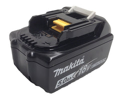 Makita BL1850 18V 5.0Ah LXT Lithium-Ion Battery