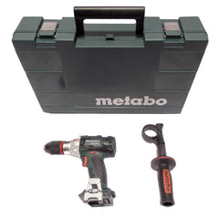 Metabo 18v Hammer Drill & Hard Case