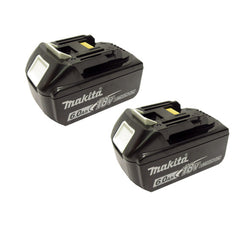Makita BL1860 18V 6.0Ah LXT Lithium-Ion Battery -2pk