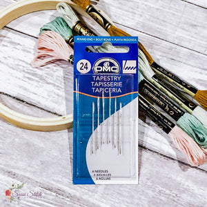 DMC Tapestry Hand Needles - Sassi Stitch Boutique
