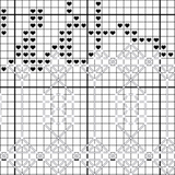Ohio Blackwork Cross Stitch Pattern - Sassi Stitch Boutique
