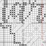 Maryland Blackwork Cross Stitch Pattern - Sassi Stitch Boutique