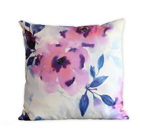 Sorcery Floral Pillow