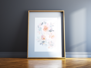 Sweet Mornings Fine Art Print