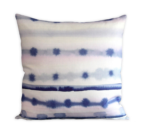 Frequency Abstract Pillow