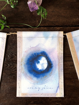 Moon Phase Flags