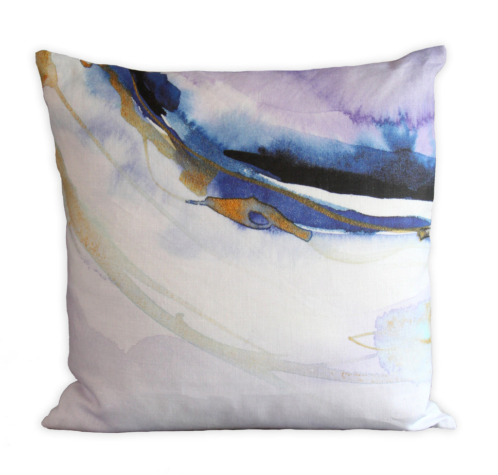 Divination Abstract Pillow