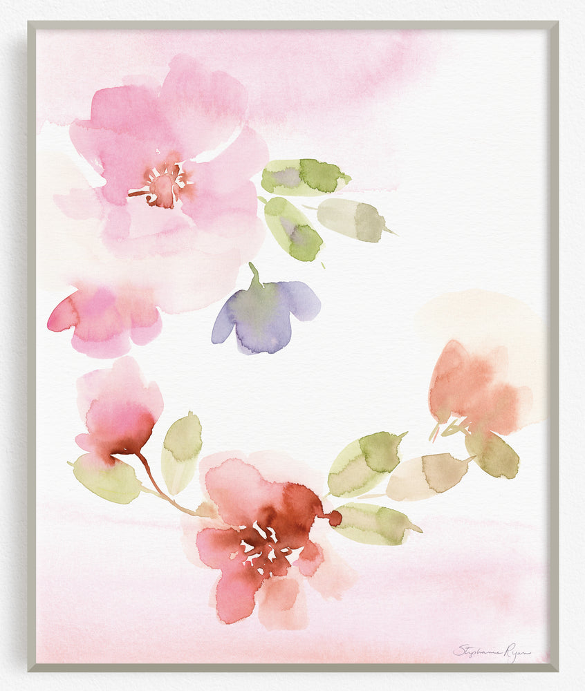 Beauty Floral Fine Art Print