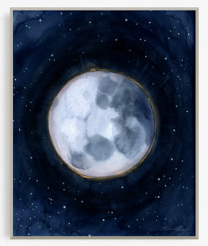 Full Moon Fine Art Print