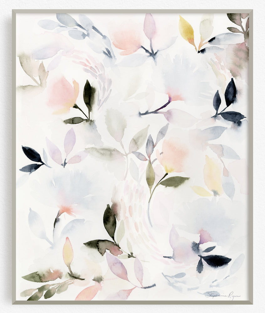 Soft Breezes Fine Art Print