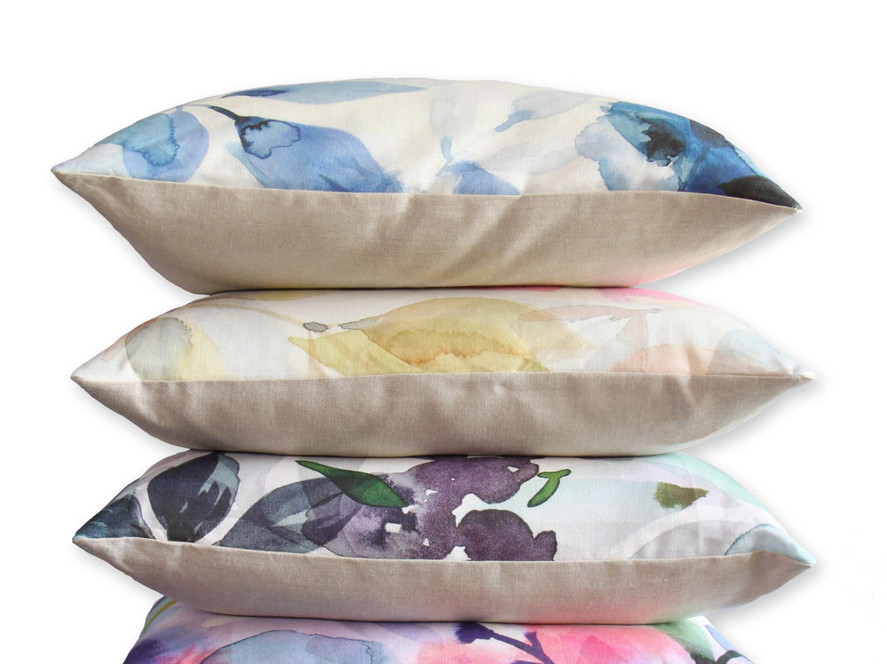 Tincture Floral Pillow