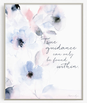 True Guidance - Soul Messages Print