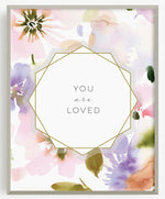 You are Loved - Soul Messages Print