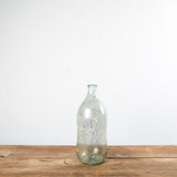 Mercury Glass Bottle