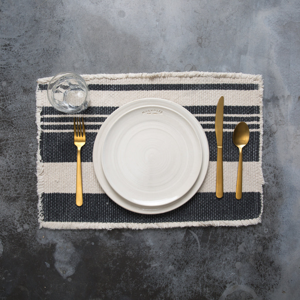 Carter Striped Placemat