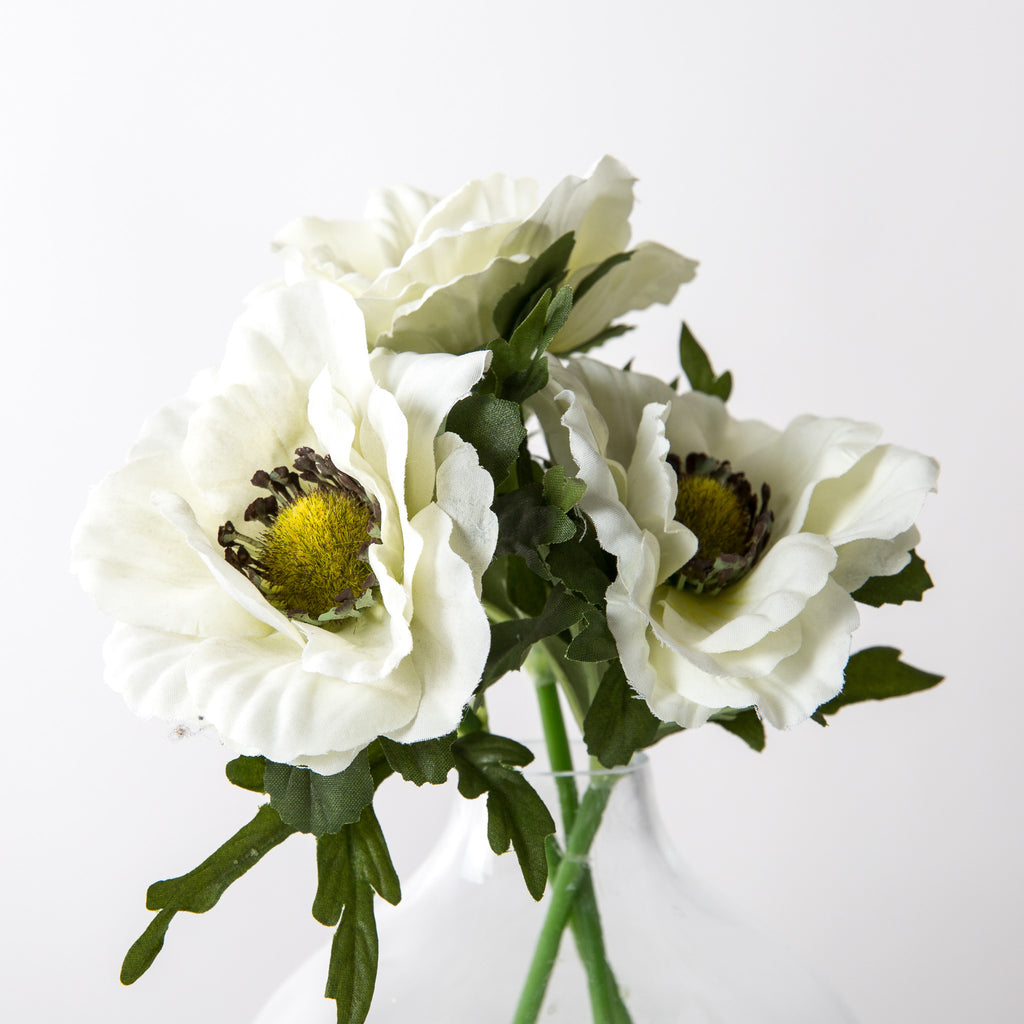 White Anemone Stem - Magnolia | Chip & Joanna Gaines