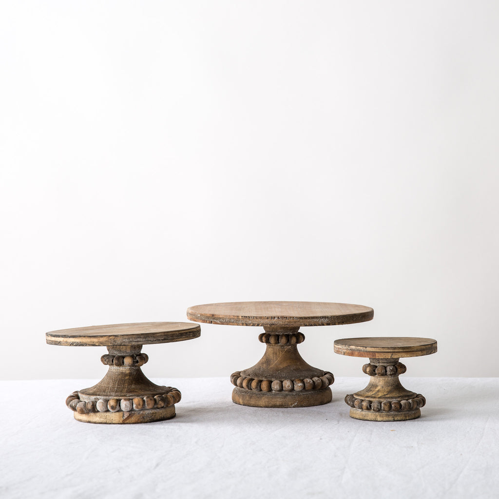 Cake Stand Dimensions