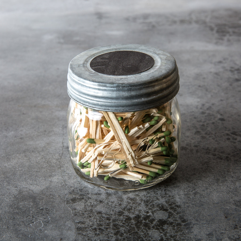 Jar O' Matches