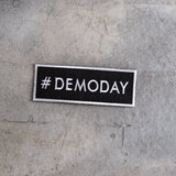 #demoday Patch