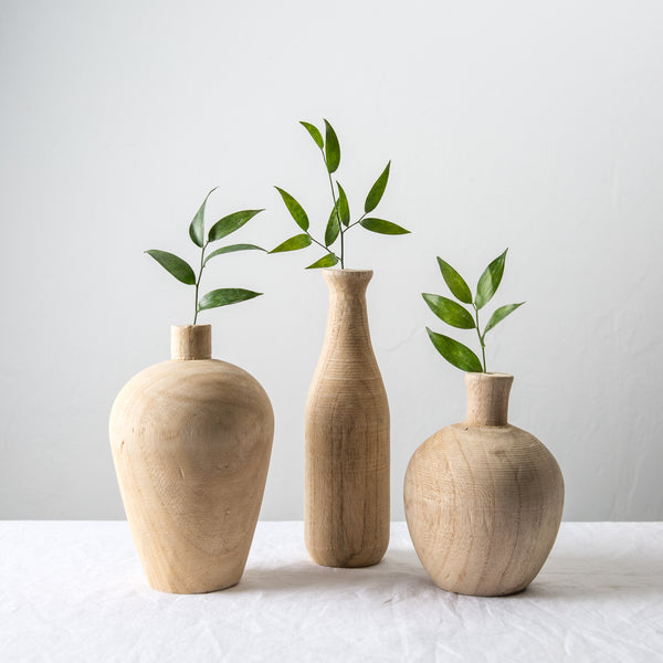 Trucks For Sale In Dallas >> Paulownia Wood Vase - Magnolia | Chip & Joanna Gaines