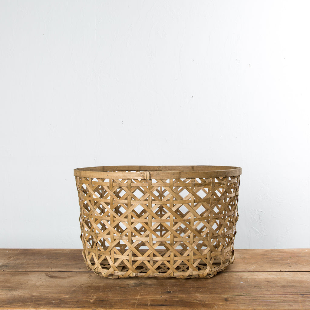 Lucy Oval Basket