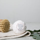 original scent bath salt ball
