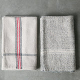 Absorbent Distressed Cotton Kitchen Towel